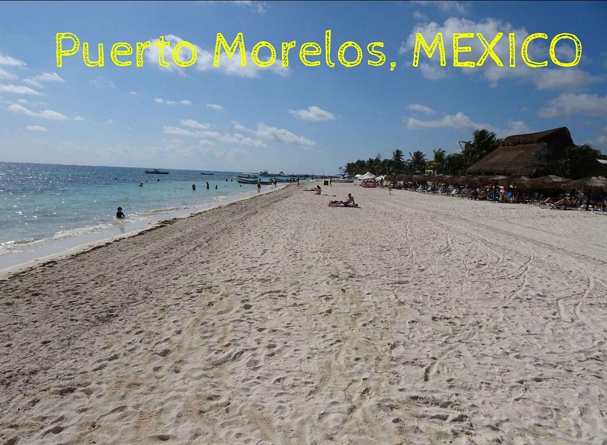 Puerto Morelos po 11 metų – skirtumai
